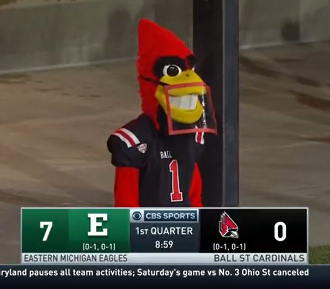 RING IN THE NEW YEAR WITH BALL STATE